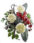 NOWOCZESNA KOMPOZYCJA NA POMNIK KOMPOZYCJA NA POMNIK w sklepie internetowym KwiatyUpominki.net
