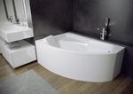 Wanna asymetryczna akrylowa Rima 160x100 lewa w sklepie internetowym Zlewy24.pl
