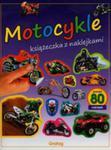 Motocykle Książeczka Z Naklejkami w sklepie internetowym Gigant.pl