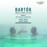 Bartok: Complete Works For Violin Vol. 3 w sklepie internetowym Gigant.pl