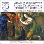 Adam Z Wągrowca, Piotr Żelechowski Petrus De Drusina Complete Works w sklepie internetowym Gigant.pl