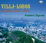 Villa - Lobos: Complete Guitar Music w sklepie internetowym Gigant.pl