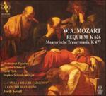 W. A. Mozart: Requiem K. 626, Maurerische Trauermusik K. 477 w sklepie internetowym Gigant.pl
