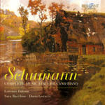 Schumann: Complete Music For Viola And Piano w sklepie internetowym Gigant.pl