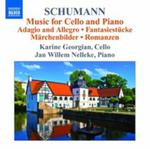 Robert Schumann: Music For Cello And Piano w sklepie internetowym Gigant.pl