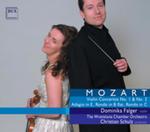 Mozart: Koncerty Skrzypcowe Nr 1, 2, Adiagio E-dur, Rondo B-dur, Rondo C-dur w sklepie internetowym Gigant.pl