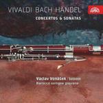 Vivaldi, J. S. Bach, G. F. Handel: Concertos And Sonatas w sklepie internetowym Gigant.pl