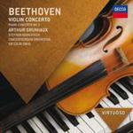 Beethoven: Violin Concerto, Piano Conc. 3 (Virtuoso) w sklepie internetowym Gigant.pl