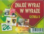 Znajdź Wyraz W Wyrazie. Głoska R w sklepie internetowym Gigant.pl
