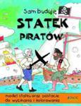 Statek Piratów Model Statku Oraz Postacie Do Wycinania I Kolorowania w sklepie internetowym Gigant.pl