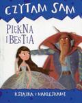 Czytam Sam Piękna I Bestia Książka Z Naklejkami w sklepie internetowym Gigant.pl
