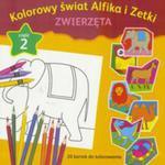 Kolorowy Świat Alfika I Zetki Zwierzęta Część 2 w sklepie internetowym Gigant.pl