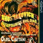 Shostakovich: Symphonies Nos. 5 & 6 w sklepie internetowym Gigant.pl