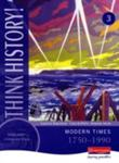 Think History: Modern Times 1750 - 1990 Core Pupil Book 3 w sklepie internetowym Gigant.pl
