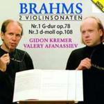 Brahms: Violin Sonatas Nos.1 & 3 (Shm) (Jpn) w sklepie internetowym Gigant.pl