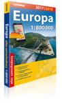 Europa Atlas Samochodowy 1:800 000 w sklepie internetowym Gigant.pl