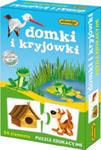 Domki I Kryjówki Puzzle Edukacyjne w sklepie internetowym Gigant.pl