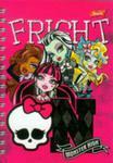 Notes Spiralny Monster High A6 Fright w sklepie internetowym Gigant.pl