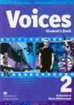 Voices 2 Student's Book + Cd w sklepie internetowym Gigant.pl