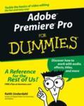 Adobe Premiere Pro For Dummies w sklepie internetowym Gigant.pl