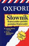 Słownik Francusko - Polski Oxford Nowy w sklepie internetowym Gigant.pl