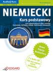 Niemiecki. Kurs Podstawowy A1-a2. Audio Kurs (Książka + 2 Cd Mp3). Nowa Edycja w sklepie internetowym Gigant.pl