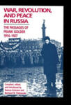 War, Revolution, And Peace In Russia w sklepie internetowym Gigant.pl