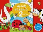 Wesołe Zadania 2 - Latka Naklejaj I Baw Się! w sklepie internetowym Gigant.pl