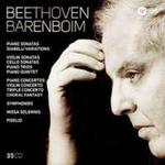 Complete Beethoven: Symphonies, Overtures, Concertos, Missa Solemnis, Fidelio, Diabelli Variations, Piano, Violin & Cello Sonatas, Piano Tri w sklepie internetowym Gigant.pl