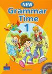New Grammar Time 1 - Students' Book Plus Multi-rom [Książka Ucznia Z Kluczem Plus Multi-rom] w sklepie internetowym Gigant.pl
