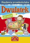 Akademia Przedszkolaka. Dwulatek (Z Naklejkami) w sklepie internetowym Gigant.pl