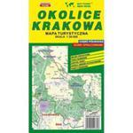 Okolice Krakowa Część Północna Mapa Turystyczna 1:50 000 w sklepie internetowym Gigant.pl