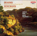Brahms J / Schumann R - Violin Sonatas w sklepie internetowym Gigant.pl