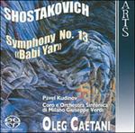 Shostakovich: Symphonies No. 13 w sklepie internetowym Gigant.pl