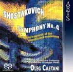 Shostakovich: Symphonies Nos. 4 w sklepie internetowym Gigant.pl