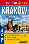 Kraków - Mini Mapa 1:20 000 w sklepie internetowym Gigant.pl