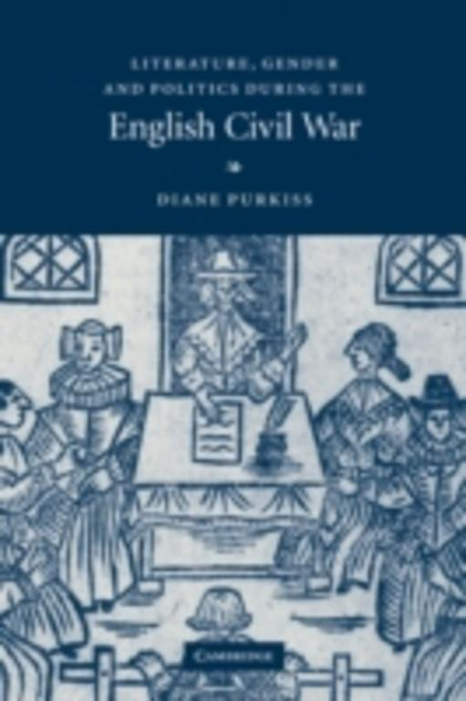 the role of women in the english civil war