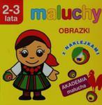 Maluchy. Obrazki Z Naklejkami. Akademia Malucha 2-3 Lata w sklepie internetowym Gigant.pl
