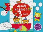 Wesołe Zadania 3 - Latka Naklejaj I Baw Się! w sklepie internetowym Gigant.pl