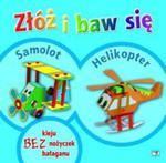 Złóż I Baw Się Samolot Helikopter w sklepie internetowym Gigant.pl