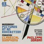 Mussorgsky: Pictures At An Exhibition, Prokofiev: Symphony No. 1 w sklepie internetowym Gigant.pl