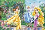 Puzzle 260 Disney Księżniczki Spacer Przed Balem w sklepie internetowym Gigant.pl