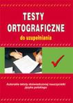 Testy Ortograficzne Do Uzupełniania w sklepie internetowym Gigant.pl