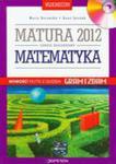 Matematyka Vademecum Z Płytą Cd Matura 2012 w sklepie internetowym Gigant.pl