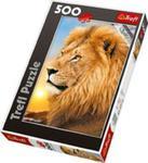 Puzzle Lew 500 w sklepie internetowym Gigant.pl