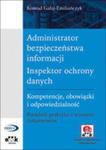 Administrator Bezpieczeństwa Informacji Inspektor Ochrony Danych Kompetencje, Obowiązki I Odpowied w sklepie internetowym Gigant.pl