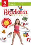 Akademia Malucha Dla 5-latka Zeszyt 5 w sklepie internetowym Gigant.pl