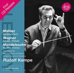 Gustav Mahler: Symphony No. 4, Wagner: Parsifal - Prelude, Mendelssohn: Ruy Blas w sklepie internetowym Gigant.pl