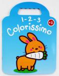 1 - 2 - 3 Colorissimo 2 + Króliczek w sklepie internetowym Gigant.pl
