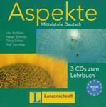 Aspekte 3 Cd Mittelstufe Deutsch w sklepie internetowym Gigant.pl